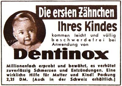 Dentinox Zahngel