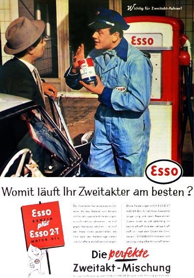 Esso Motoröl